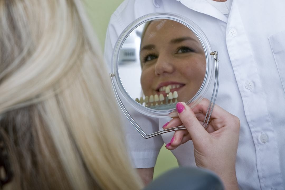 Cosmetic dentistry smile makeover
